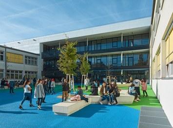 High School ENK; conversion - schoolyard