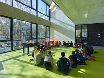 High School ENK; conversion - multi-purpose hall