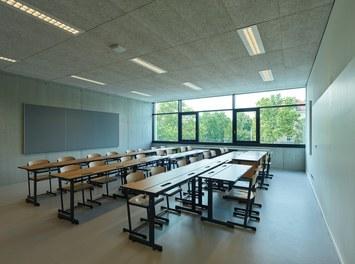 High School ENK; conversion - class room