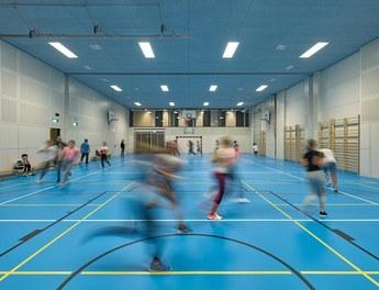 High School ENK; conversion - gym
