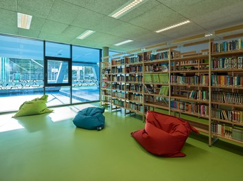 High School ENK; conversion - library