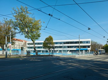 High School ENK; conversion - urban-planning context