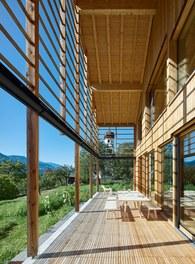 Residence S - terrace