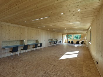 TUM Research and Education Center - multi-purpose hall