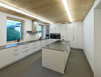 TUM Research and Education Center - kitchen