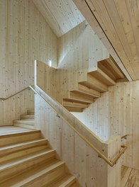 TUM Research and Education Center - staircase