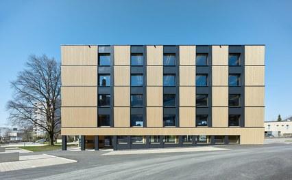 Office Building S6 - south facade