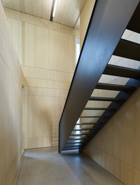 Office Building S6 - staircase