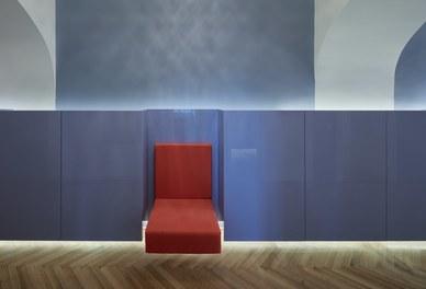 Apartment Schönbrunn - detail of furniture