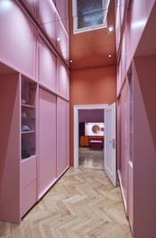 Apartment Schönbrunn - dressing room