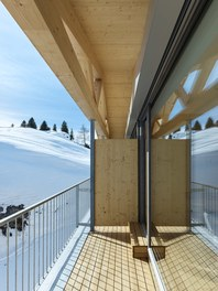 Teamhotel Salober - balcony